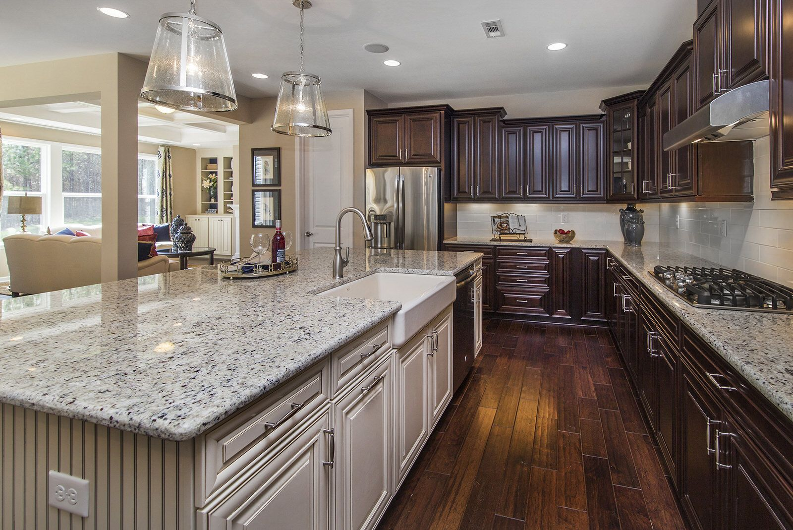 Kitchen featured in the Pikewood By Taylor Morrison in Charlotte, NC