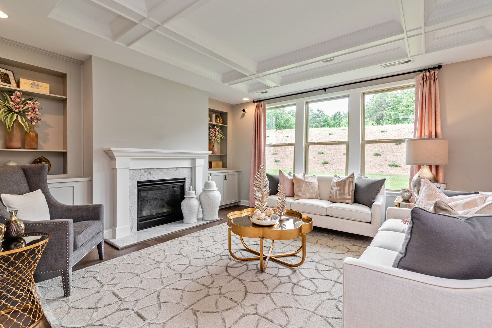 Living Area featured in the Pikewood By Taylor Morrison in Charlotte, NC