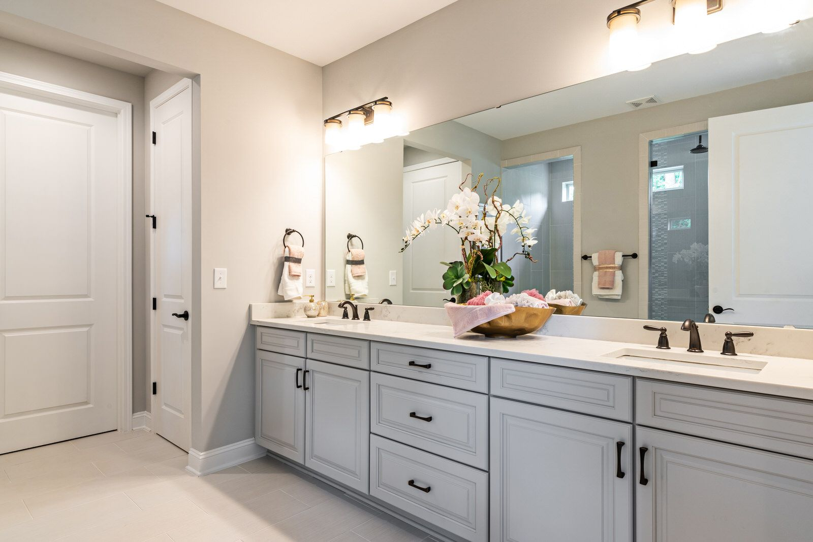 Bathroom featured in the Pikewood By Taylor Morrison in Charlotte, NC