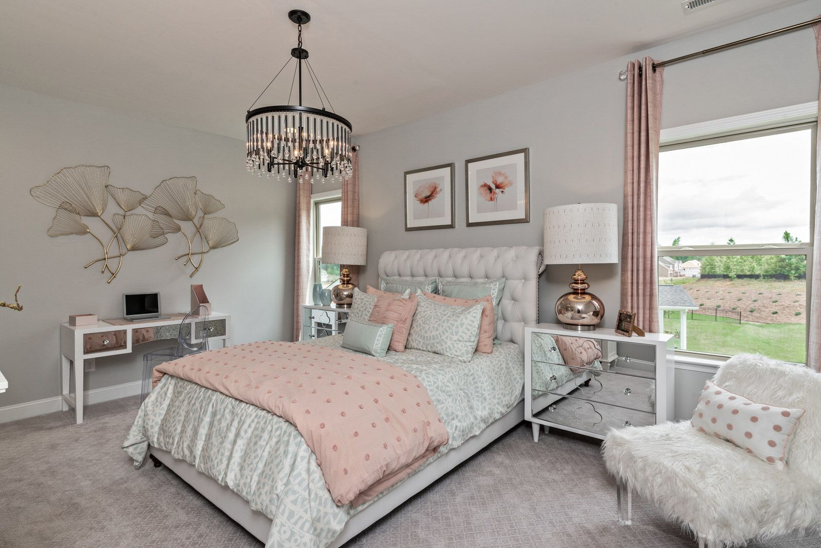 Bedroom featured in the Pikewood By Taylor Morrison in Charlotte, NC