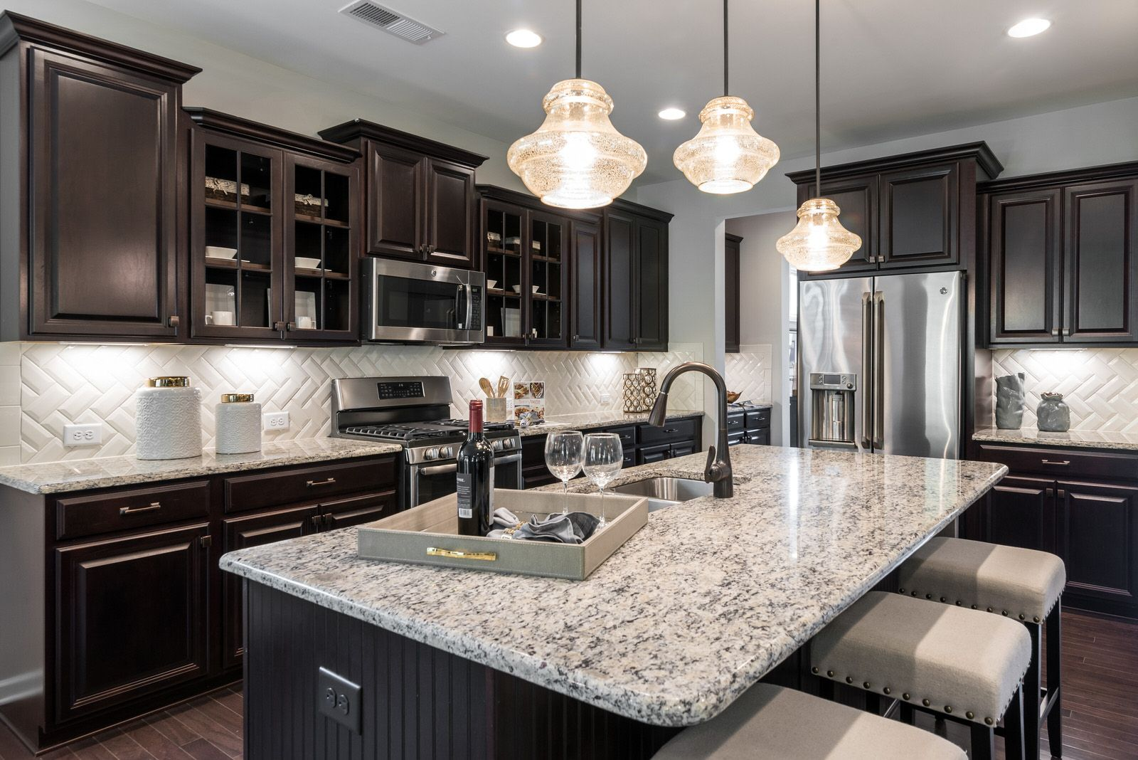 Kitchen featured in the Waverly By Taylor Morrison in Charlotte, SC