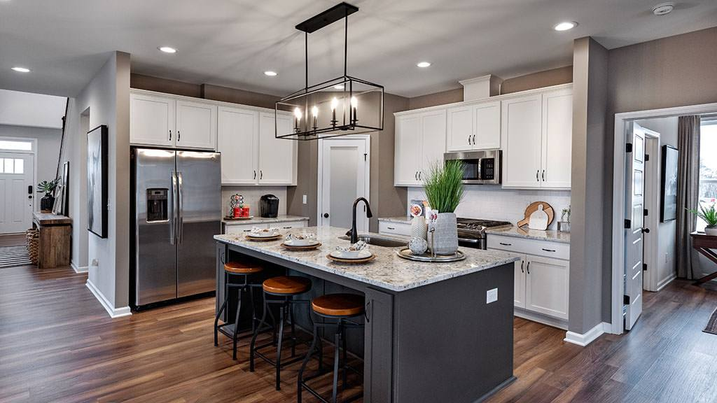 Kitchen featured in the Bristol By Taylor Morrison in Raleigh-Durham-Chapel Hill, NC