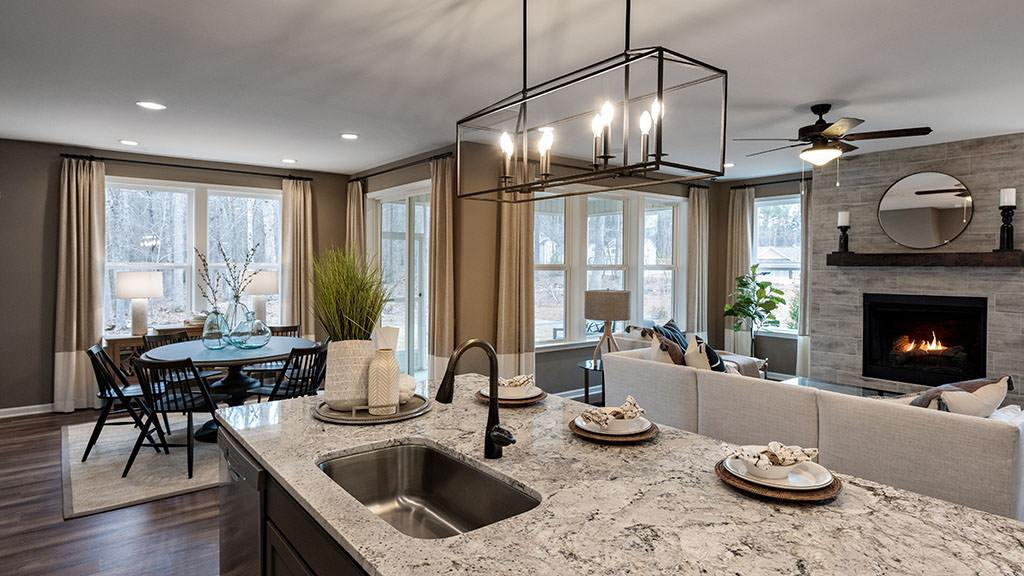 Living Area featured in the Bristol By Taylor Morrison in Raleigh-Durham-Chapel Hill, NC