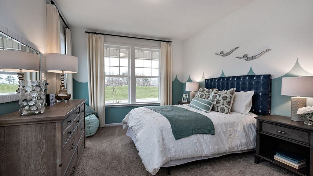 Bedroom featured in the Bristol By Taylor Morrison in Raleigh-Durham-Chapel Hill, NC