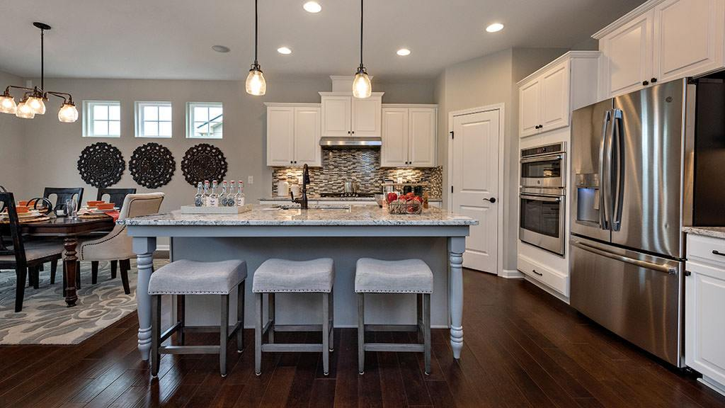 Kitchen featured in the Mockingbird By Taylor Morrison in Raleigh-Durham-Chapel Hill, NC