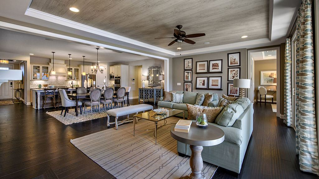 Living Area featured in the Salinger By Taylor Morrison in Raleigh-Durham-Chapel Hill, NC