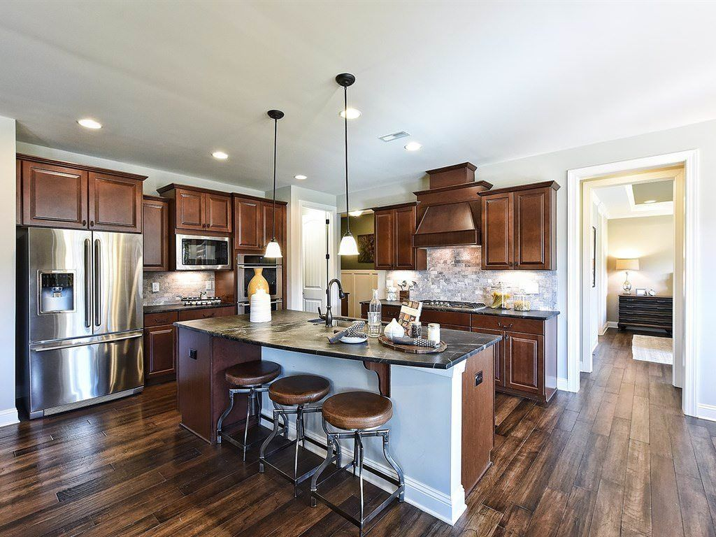Kitchen featured in the Whitman By Taylor Morrison in Raleigh-Durham-Chapel Hill, NC