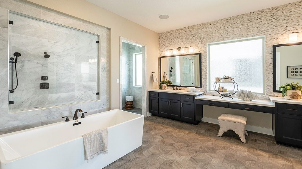 Bathroom featured in the Catalina By Taylor Morrison in Austin, TX