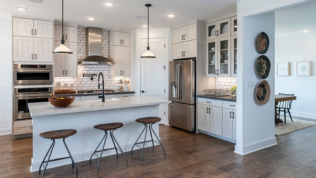 Kitchen featured in the Chambray By Taylor Morrison in Austin, TX
