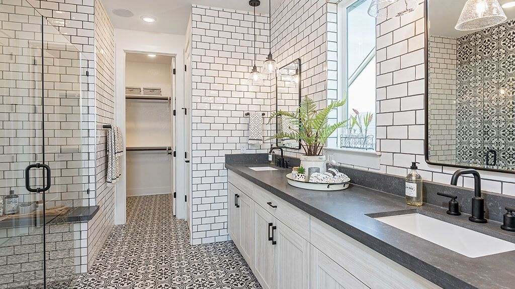 Bathroom featured in the Azure By Taylor Morrison in Austin, TX