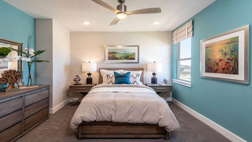 Bedroom featured in the Larimar By Taylor Morrison in Austin, TX