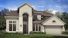 1729 Sunset Vista Cove (Meridien Plan)