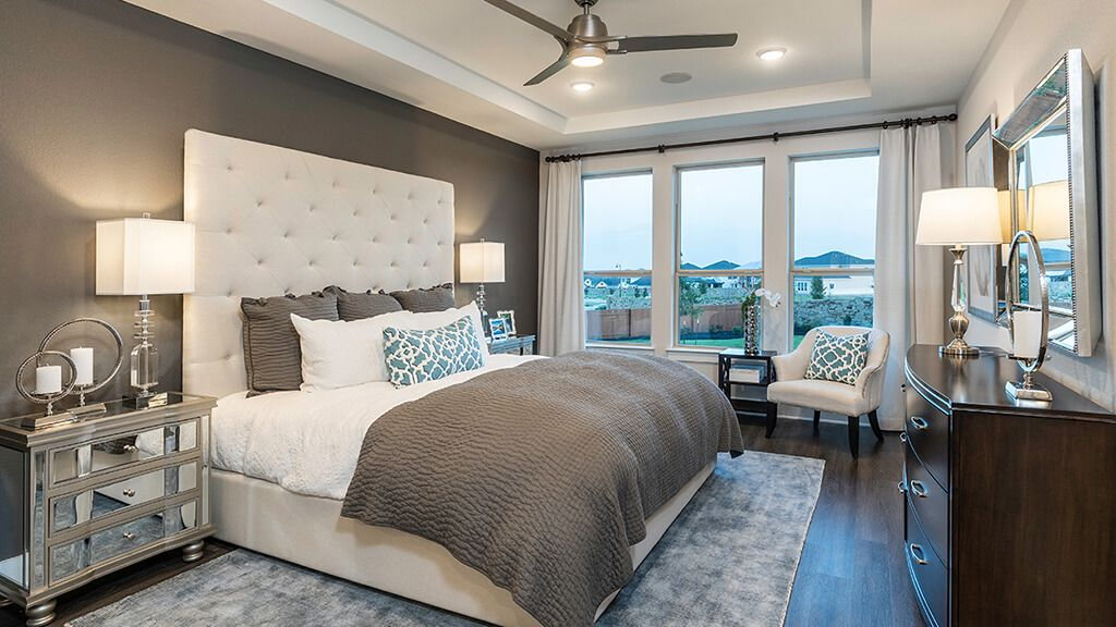 Bedroom featured in the Sapphire By Taylor Morrison in Austin, TX