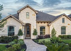 Wentworth Plan - Heritage at Vizcaya - Age Restricted 55+ Community: Round Rock, Texas - Taylor Morrison