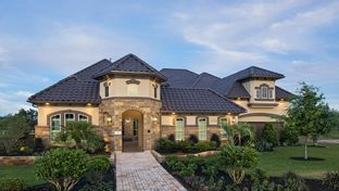 Tuscany Plan - Travisso Florence Collection: Leander, Texas - Taylor Morrison