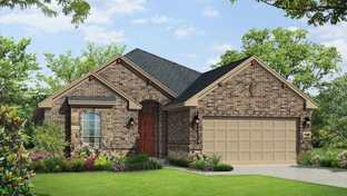 Bellvue - Heritage at Vizcaya - Age Restricted 55+ Community: Round Rock, Texas - Taylor Morrison