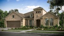 The Ridge at Northlake 60s by Taylor Morrison in Dallas Texas