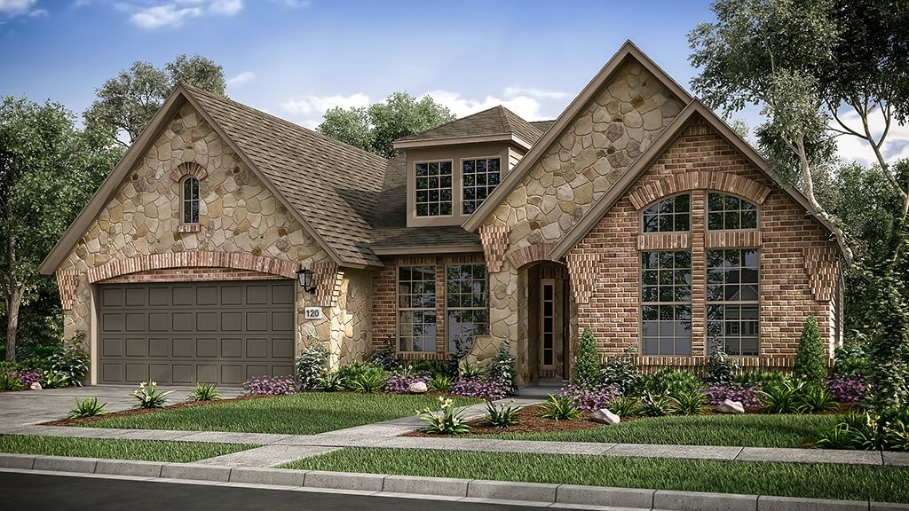 Exterior featured in the Jade By Taylor Morrison in Sherman-Denison, TX