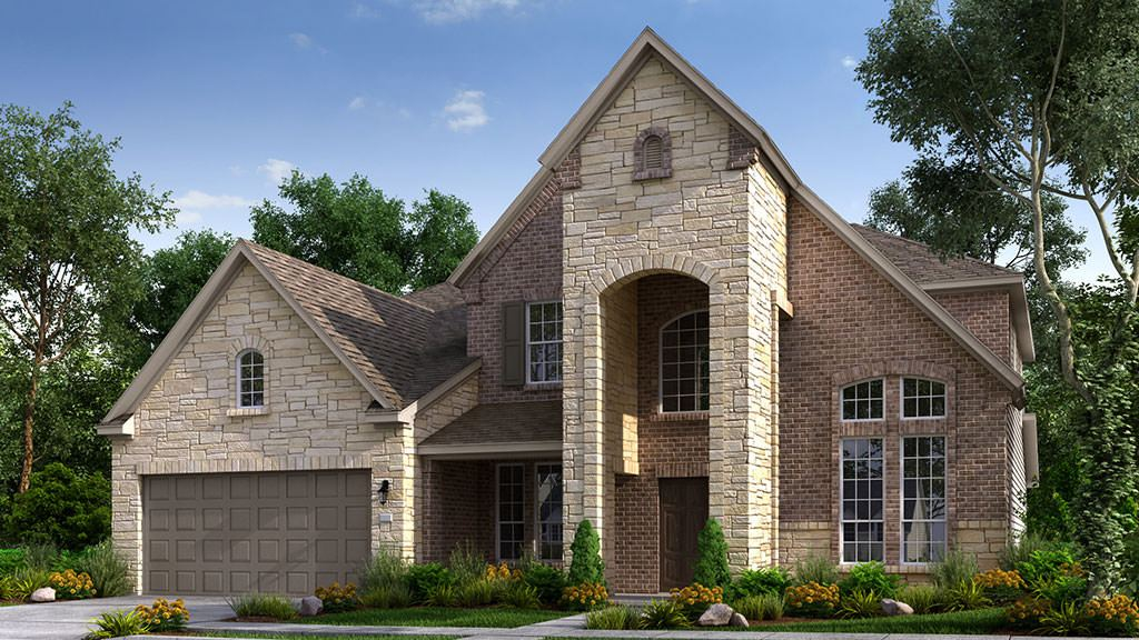 Exterior featured in the Larimar By Taylor Morrison in Fort Worth, TX