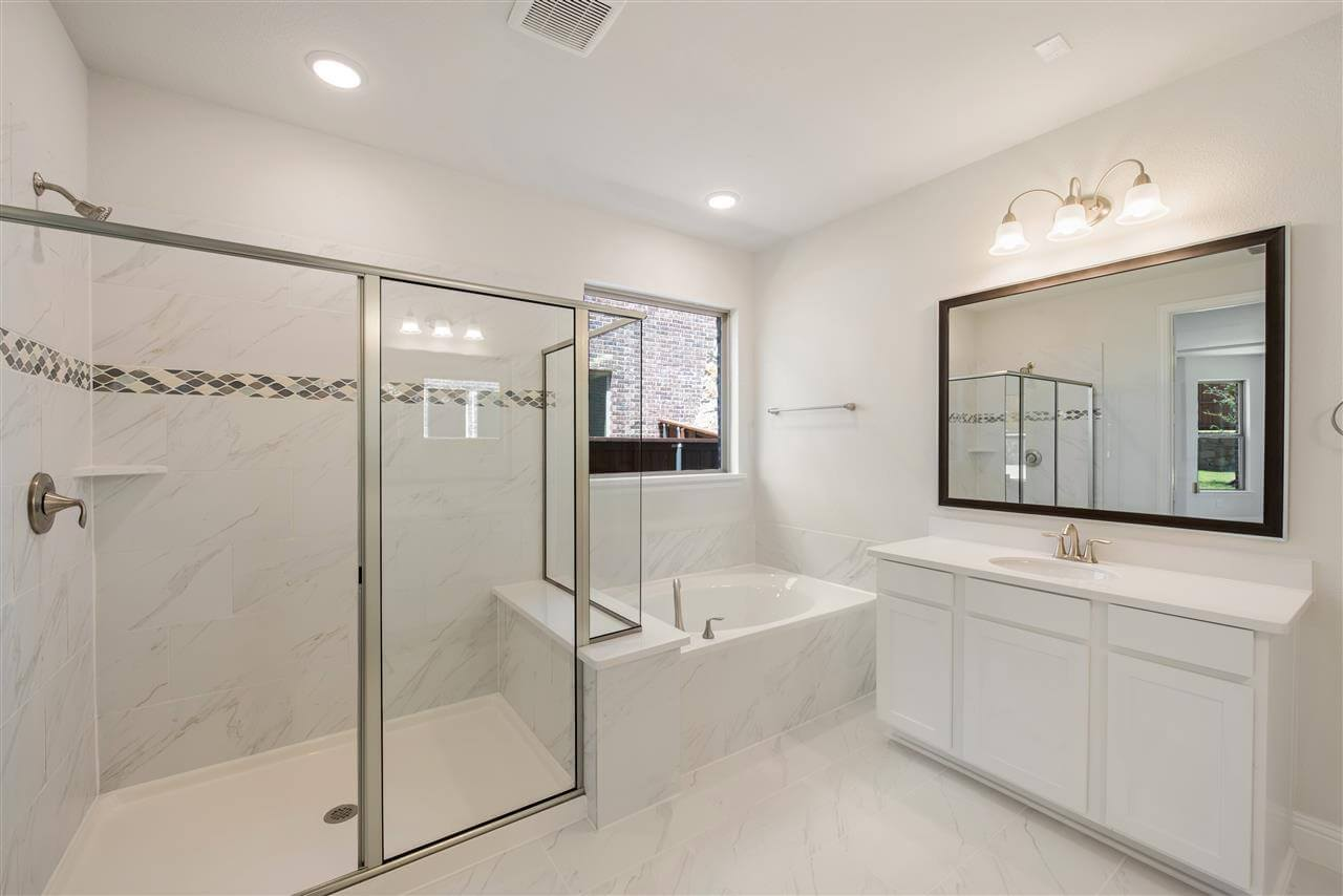 Bathroom featured in the Larimar By Taylor Morrison in Sherman-Denison, TX