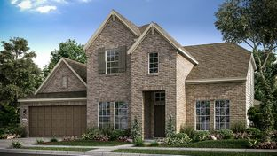 Amber Plan - Overland Grove: Forney, Texas - Taylor Morrison
