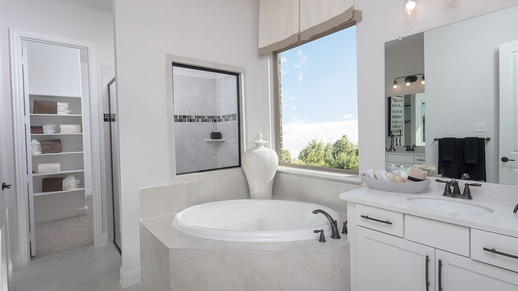 Bathroom featured in the Amethyst By Taylor Morrison in Sherman-Denison, TX