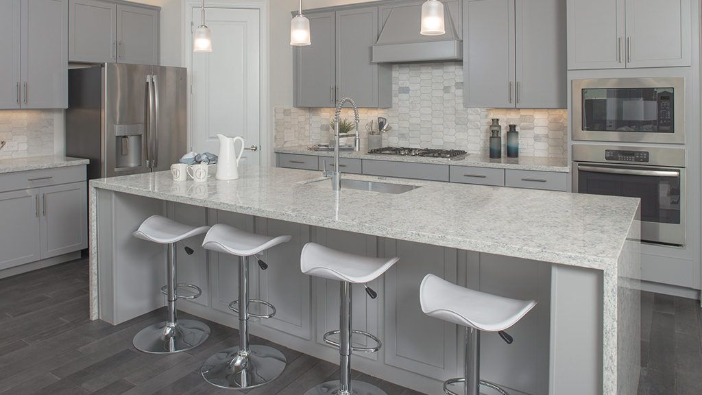 Kitchen featured in the Amethyst By Taylor Morrison in Sherman-Denison, TX
