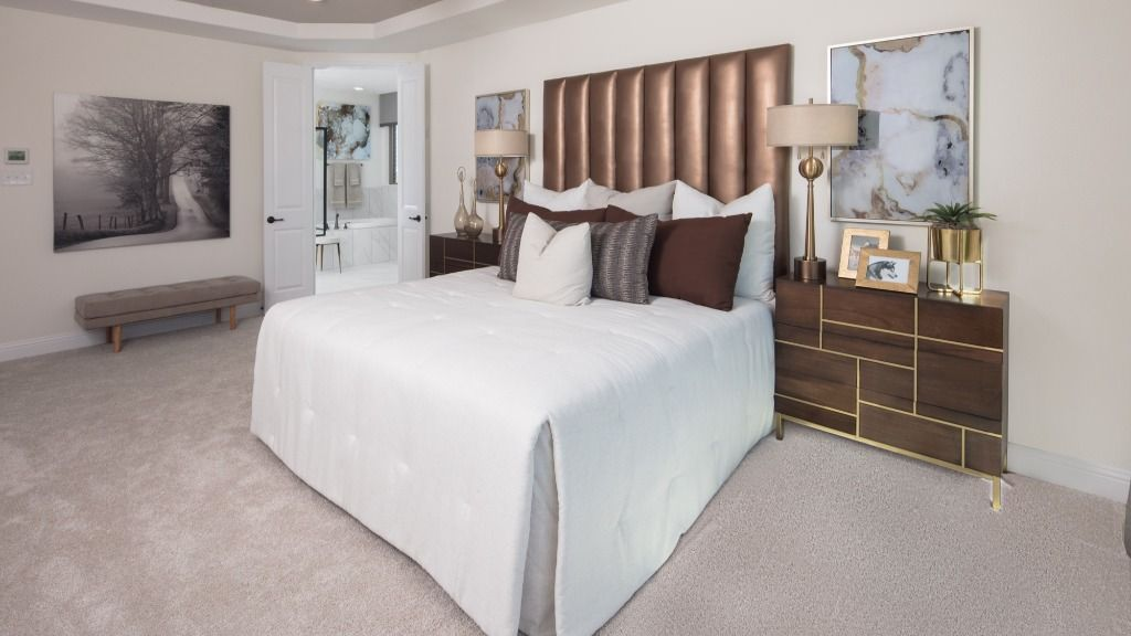 Bedroom featured in the Peridot By Taylor Morrison in Sherman-Denison, TX