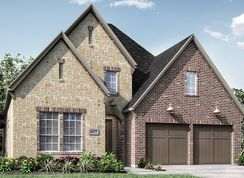 4077 Plan - Auburn Hills Willowcreek 55s: McKinney, Texas - Darling  Homes