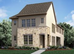 1025 Plan - The Terraces at Las Colinas: Irving, Texas - Darling  Homes
