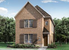 1056 Plan - Montgomery Farm Angel Field East 31s: Allen, Texas - Darling  Homes