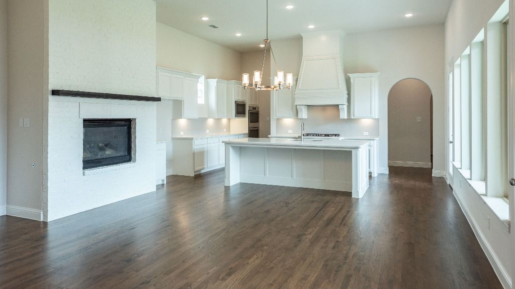 Kitchen featured in the 3556 Plan By Darling  Homes in Dallas, TX