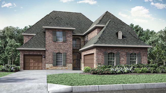 3906 Idlebrook Drive (5040 Model Plan)