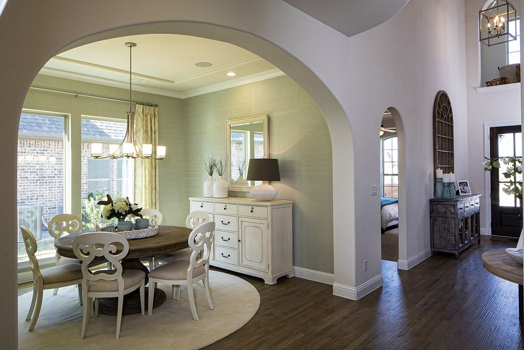 Kitchen featured in the 5051 Plan By Darling  Homes in Dallas, TX