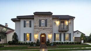 8010 Model Plan - Montgomery Farm Estates 90s - Darling: Allen, Texas - Taylor Morrison