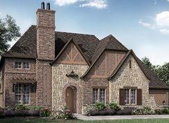 7620 Plan - Montgomery Farm Estates 90s: Allen, Texas - Darling  Homes