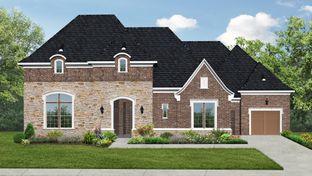 8009 Plan - Montgomery Farm Estates 90s - Darling: Allen, Texas - Taylor Morrison