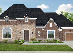8009 Plan - Montgomery Farm Estates 90s: Allen, Texas - Darling  Homes