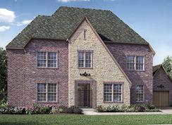 8010 Model Plan - Montgomery Farm Estates 90s: Allen, Texas - Darling  Homes