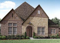 8016 Plan - Montgomery Farm Estates 90s: Allen, Texas - Darling  Homes