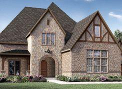 8091 Plan - Montgomery Farm Estates 90s: Allen, Texas - Darling  Homes