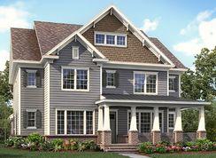 1851 Plan - Tucker Hill 56s: McKinney, Texas - Darling  Homes