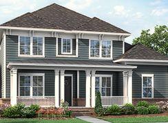 1858 Plan - Tucker Hill 56s: McKinney, Texas - Darling  Homes