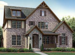 1866 Plan - Tucker Hill 56s: McKinney, Texas - Darling  Homes