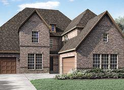 5041 Plan - Lakewood at Brookhollow 60s: Prosper, Texas - Darling  Homes