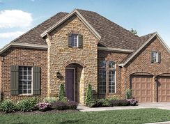 5635 Plan - Lakewood at Brookhollow 60s: Prosper, Texas - Darling  Homes