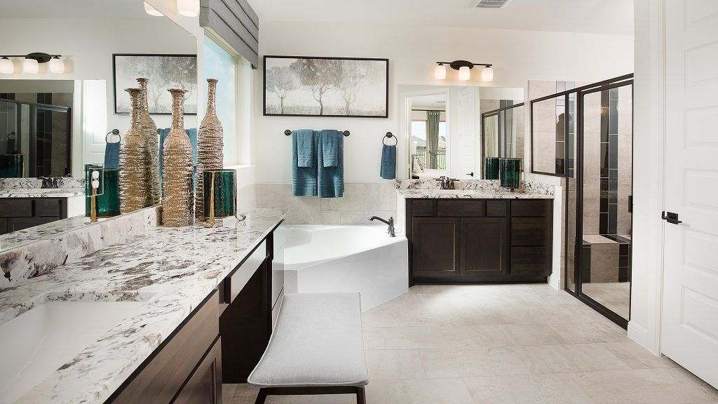 Bathroom featured in the Garnet By Taylor Morrison in Houston, TX