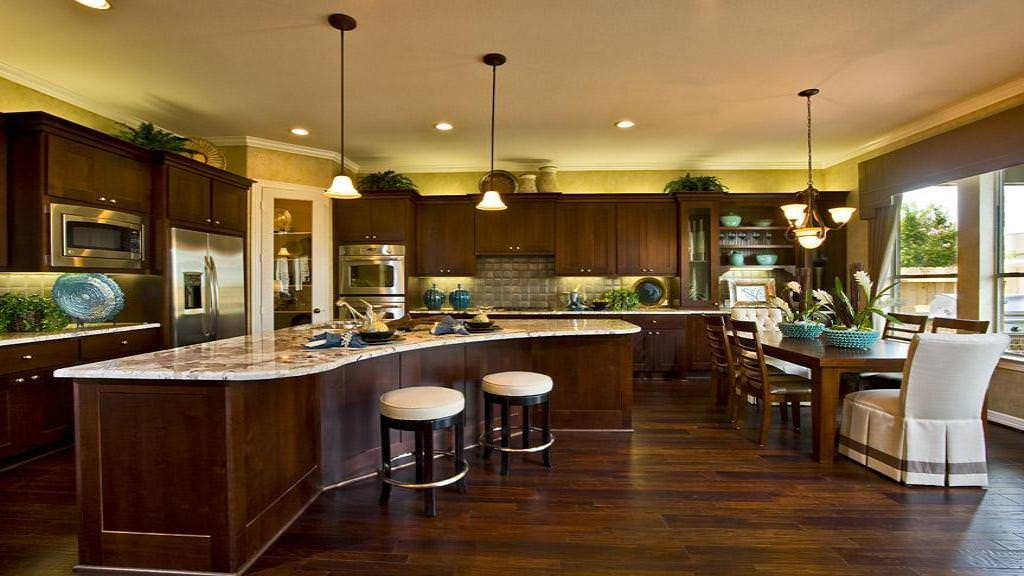 Kitchen featured in the Marseille Plan By Taylor Morrison in Houston, TX