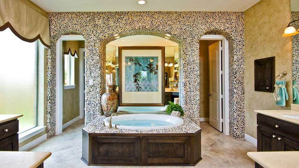 Bathroom featured in the Marseille Plan By Taylor Morrison in Houston, TX