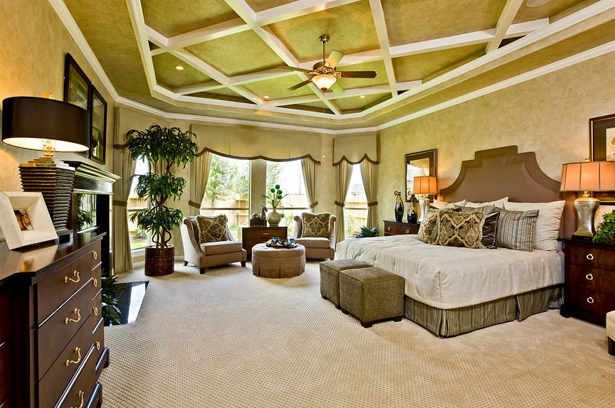 Bedroom featured in the Marseille Plan By Taylor Morrison in Houston, TX